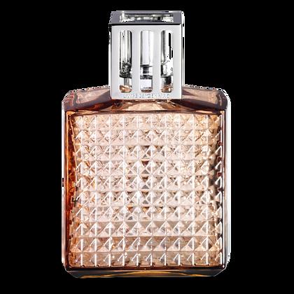 Diamant Amber Lampe
