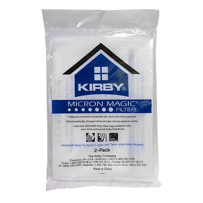 Kirby Micron Magic Filter Bags 2-Pack