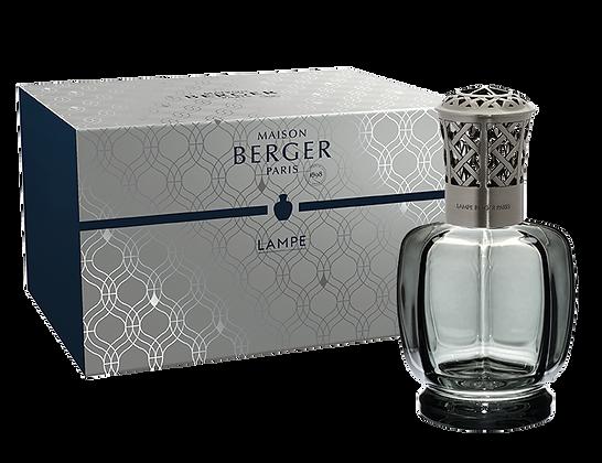 Belle Epoque Grey Lamp Gift Set + Sandalwood Temptation