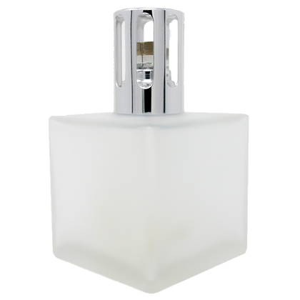 Lampe Cube- Frosted