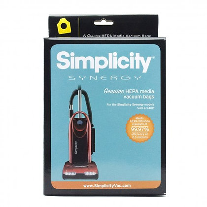 Simplicity SPH-6 Upright 6-Bags