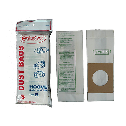 Hoover Style R Bags 5pk