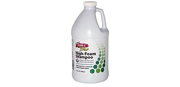 Stain-X Pro Hi-Foam Shampoo 64 FL OZ
