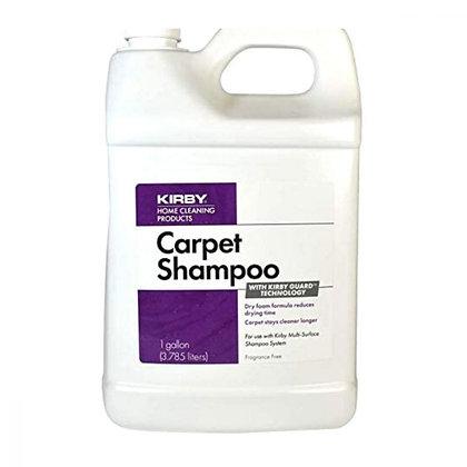 Kirby Carpet Shampoo1 Gallon