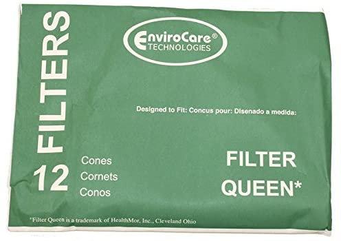 Filter Queen Cones 12pk
