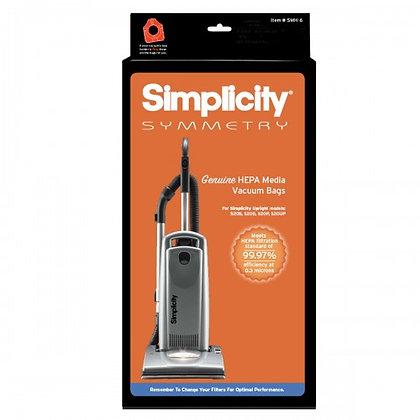 Simplicity SMH-6 Upright 6-Bags