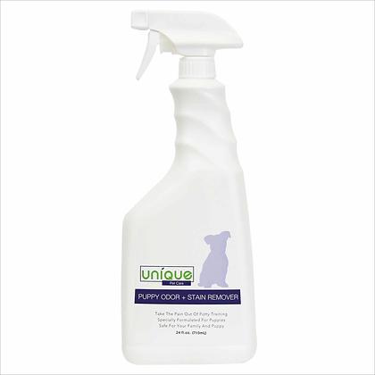 Unique Pet Care Fresh Lavender Puppy Odor + Stain Remover