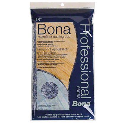 "Bona 18"" microfiber dusting pad"