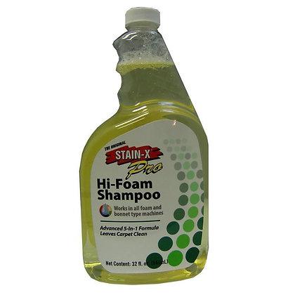 Stain-X Pro Hi-Foam Shampoo
