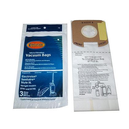 Sanitaire Style SL Vacuum Bags 3pk