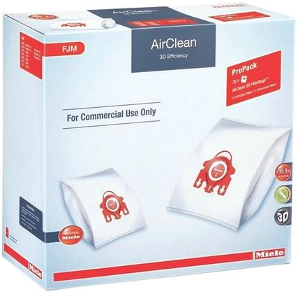 Miele FJM AirClean 3D Efficiency Pro Pack 32 Bags