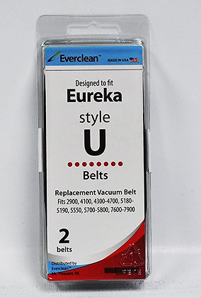 Eureka U Belt 2PK