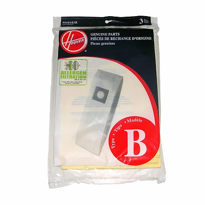 Hoover Style B Bags 3pk