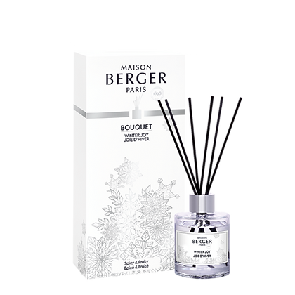 Winter Joy Bouquet Reed Diffuser