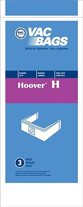 Hoover Style H Bag 3pk