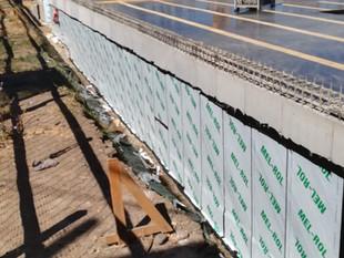 ¿Cómo impermeabilizar un muro?