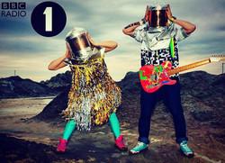 BBC Radio 1 Airplay!