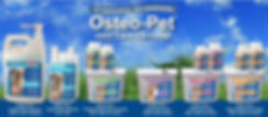 All Osteo-Pet® Joint Supplements