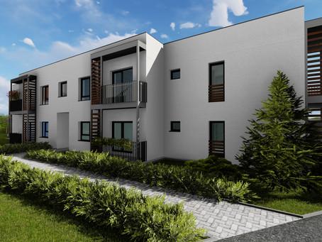 Investičné apartmány v projekte Alexandra v Poprade