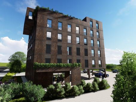 Investujte do priestorov v komerčnej budove Mr.Box v Poprade.