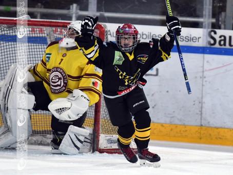 Victoire de Prilly sur Genève-Futur 3-1