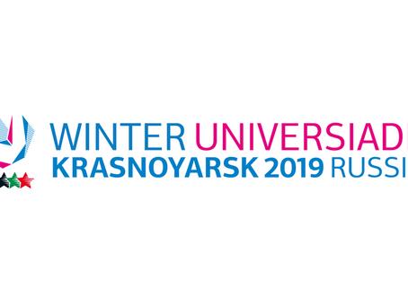 Deux Lausannoises avec l'équipe Suisse universitaire aux Universiades 2019 en Russie !