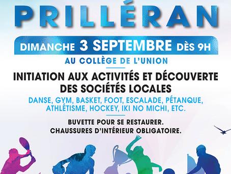 Journée du Sport Prilléran