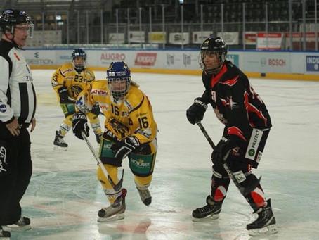 Premier match de championnat pour l'équipe compétition