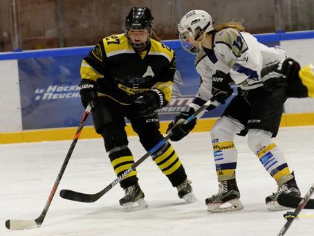 Prilly éliminé de la Swiss Women Cup par Neuchâtel