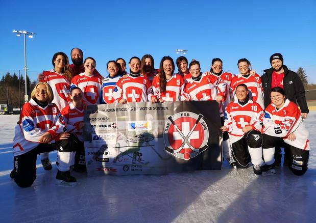 Championnats du Monde de Bandy Hockey Oslo 2020