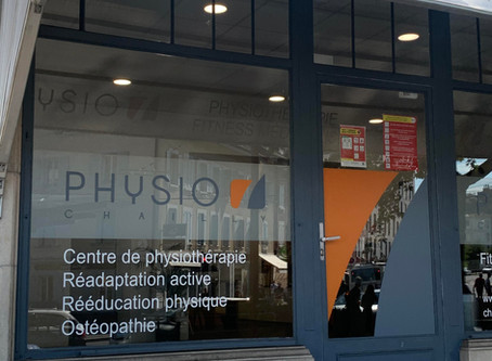 Partenaire Physio-7 à Chailly