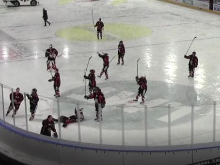 Lausanne relève la tête et prend 3 points face à Neuchâtel Hockey Academy
