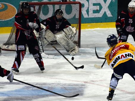 Lausanne battu à Langenthal lors du 1er match de playoffs