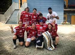 Finales street hockey