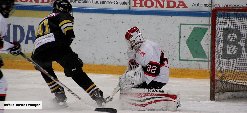 HC Prilly - HC Forward Morges