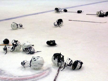 Reprise de la glace pour l'équipe compétition et formation