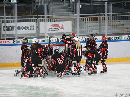Lausanne battu par Langenthal à domicile lors du premier match de championnat de LNB