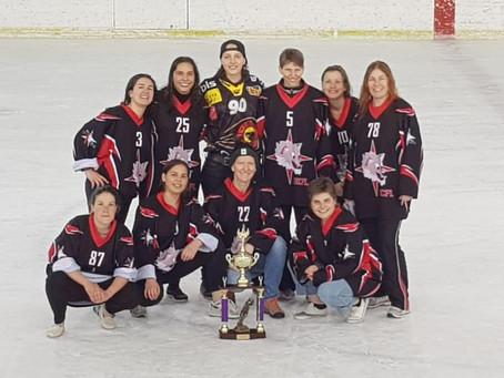 L'équipe Loisirs remporte le tournoi des Pink Ladies