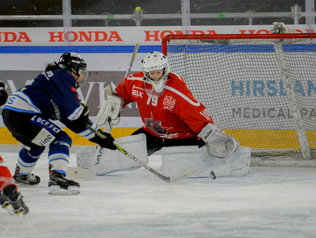 Résultats HCFL VS Langenthal, Fribourg Ladies & Kreuzlingen