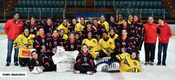 HC Féminin Lausanne - HC Prilly