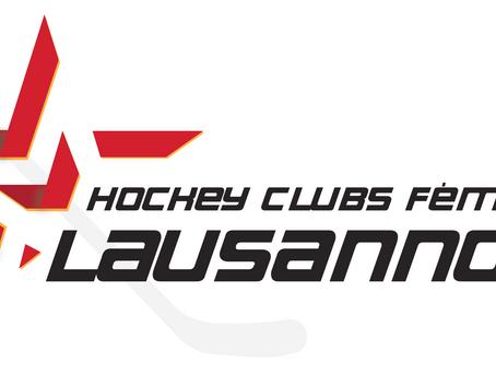 Nouveau logo pour le Hockey Clubs Féminins Lausannois