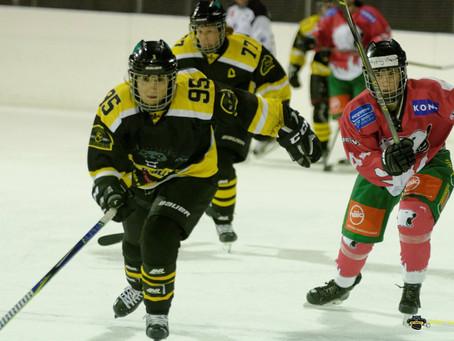 Le HC Prilly Black Panthers relégué en ligue D