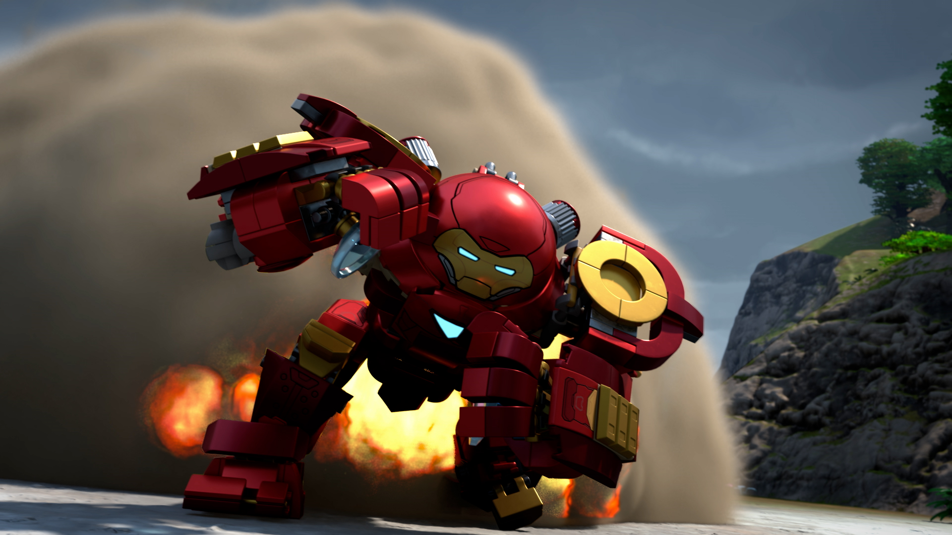 XD_LEGO Marvel Avengers_Climate Conundru