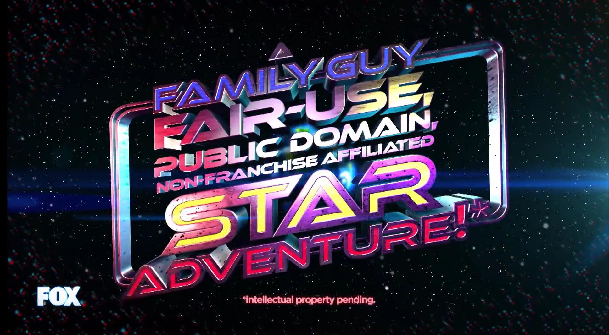 Family Guy Star Adventure