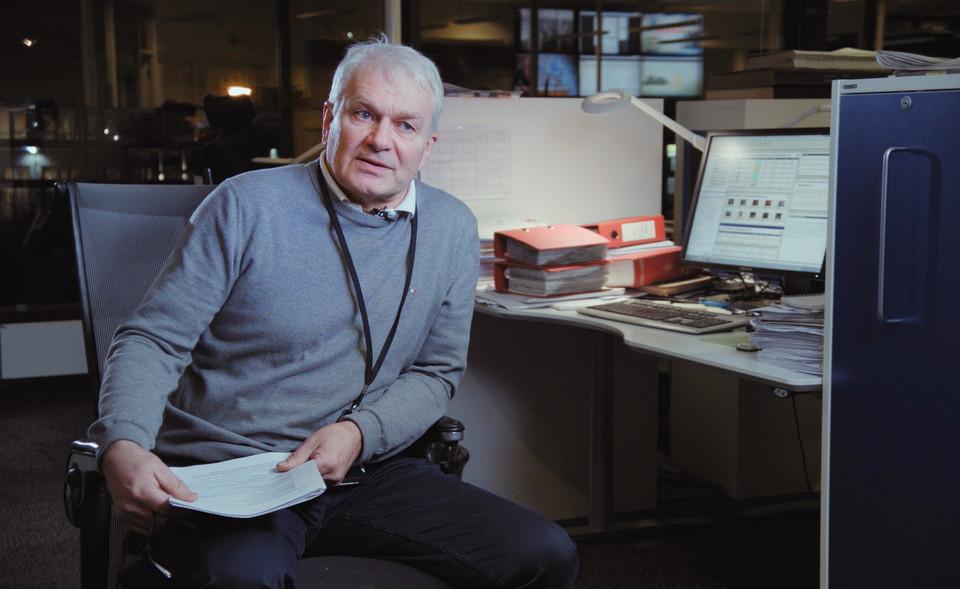 journalist John Arne Bauge