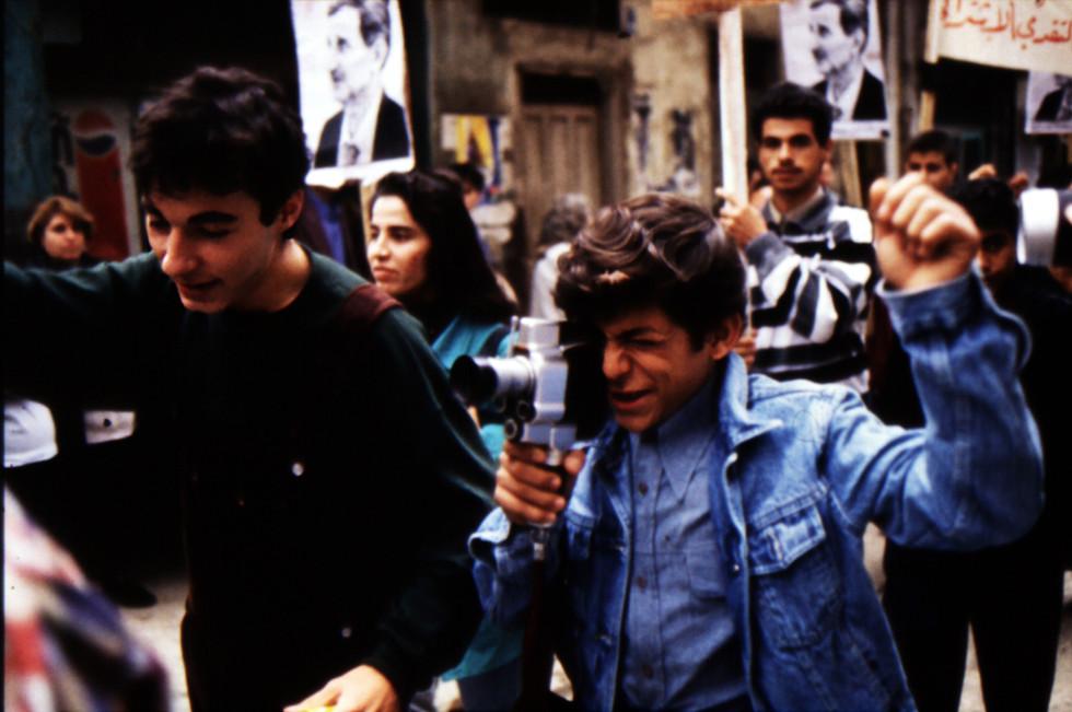 Rami Mohamed demonstration
