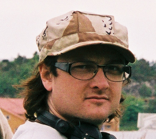 Director Steffan Strandberg