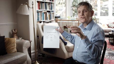 Gisli Gudjonsson -professor of forensic psychology