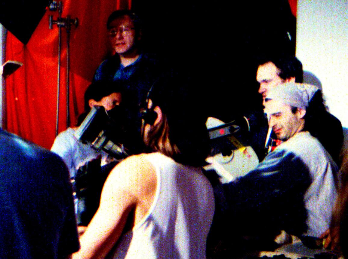Working with Tarantino, Ziad and Sekula