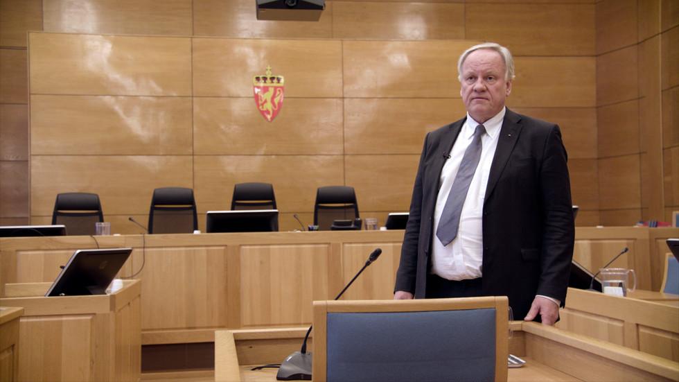 Sigurd Klomsaet- defence attorney